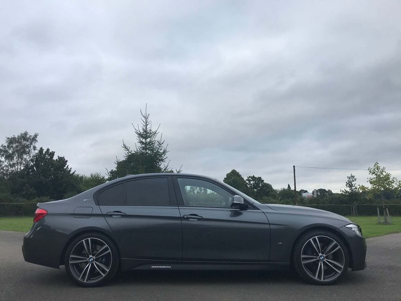 View BMW 3 SERIES 2.0 330e 7.6kWh M Sport Auto ss 4dr