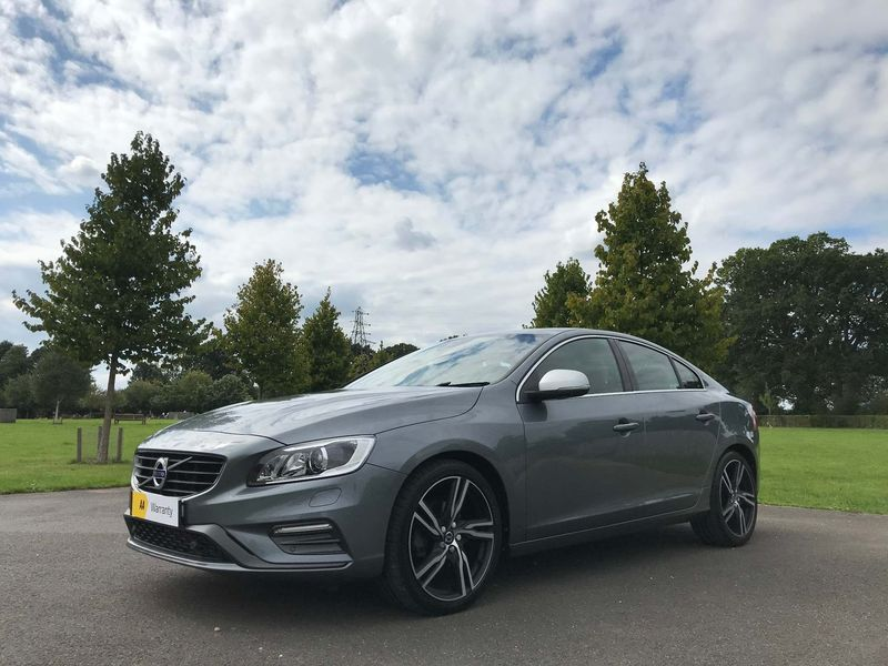View VOLVO S60 2.0 D4 R-Design Lux Nav Auto ss 4dr