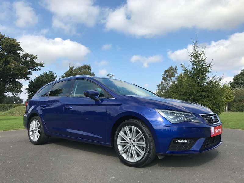 View SEAT LEON 1.4 TSI XCELLENCE Technology ST ss 5dr